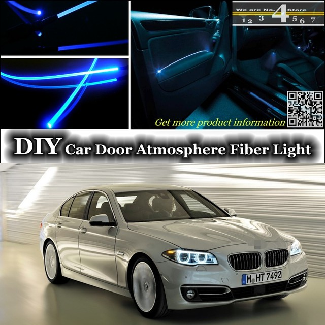 For Bmw 5 M5 F10 F11 F07 Interior Ambient Light Tuning Atmosphere