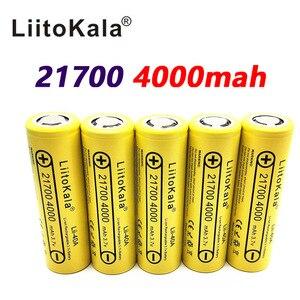 Image 5 - LiitoKala Lii 40A 21700 4000Mah Ni Pin 3.7V 40A 3.7V 30A Điện 5C Tỷ Lệ Xả