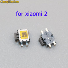 ChengHaoRan 10pcs Tactile push button switch SMD 4pin for Xiaomi 2/Huawei/Lenovo/Coolpad/ZTE Universal touch ON/OFF