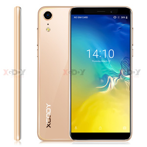Image 5 - Mới XGODY XR 3G 5.5 Android 8.1 MT6580 Quad Core 1.3 GHz RAM 2 GB 16 GB ROM điện thoại di động 5.0MP 2500 mAh Điện Thoại Di Động
