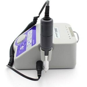 Image 5 - Профессиональная электрическая машинка для маникюра и педикюра Jsda, 65 Вт, 35000 об/мин, полировщик для машинки для дизайна ногтей, 220 В