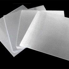 Лидер продаж, Фабричный выпуск 400*400 мм толщина 2 мм 3003 ржавчины алюминиевая пластина DIY материал