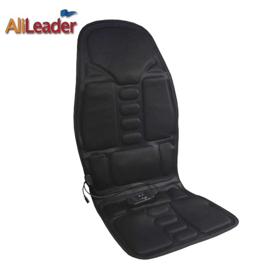 цены Electric Full-body Multifunctional Massage Mattress Vibration Massage Cushion Chair Massage Relaxation Car Seat Use Massage
