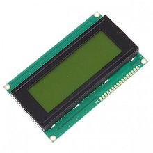 LCD Module Display 2004 204 HD44780 Yellow Green Blacklight FOR ARDUINO