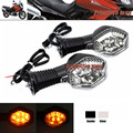 For SUZUKI DL 650 DL650 DL1000 V-Strom SV650/1000 Motorcycle LED Turning signals Clear