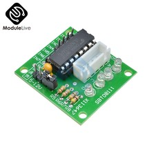 ULN2003AN ULN2003 Stepper Motor Driver Module Board For Arduino 28BYJ-48 5V 12V High Power Development System Board(China)