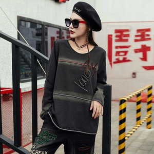 Image 3 - Max LuLu Frühling 2019 Luxus Koreanische Punk Stil Kleidung Damen Tops Tees Frauen Frauen Kawaii T Shirts Vintage Casual Frau Gothic t shirt