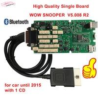 2018 NEC Relays WOW SNOOPER High Quality Single Board Wurth 5 008 Bluetooth Diagnostic Tool TCS