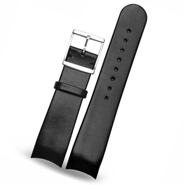 22mm Pulseira de Couro Genuíno assista straps fit Marca relógios K22411 K22461 K22411 Frete grátis