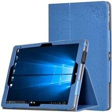 Für chuwi hi13 13,5 zoll case magnet ständer pu-leder case abdeckung chuwi hallo 13 tablet folding folio fällen + otg + Stylus
