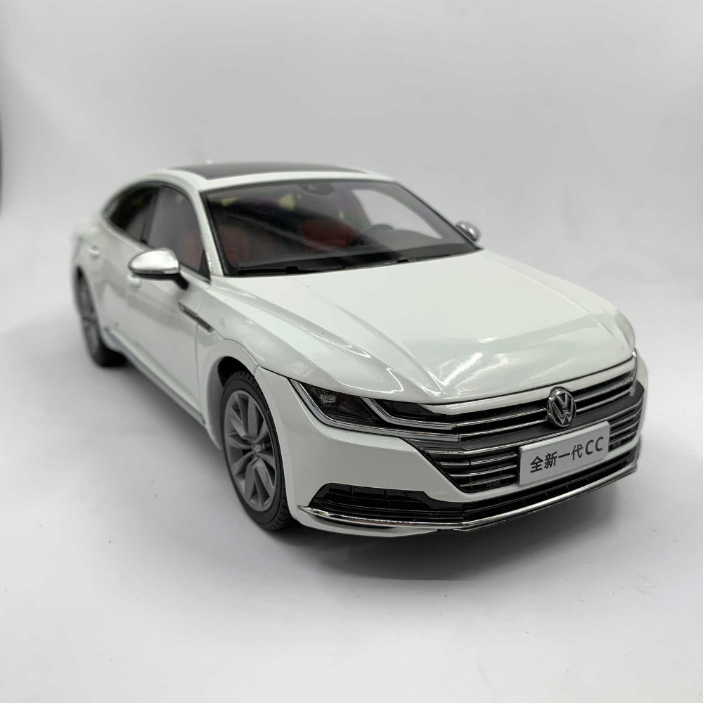 1:18 Diecast Model For Volkswagen VW New CC Arteon 2018