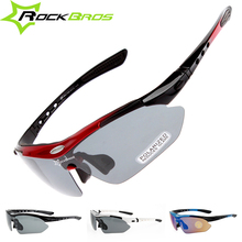 Rockbros hot! polarized eyewear sunglasses goggles lens sun glasses bicycle bike