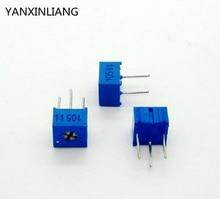 10 шт./лот 3362p-1-203lf 3362 P 203 20 k ом подстроечный резистор триммер потенциометр переменный резистор новый оригинальный