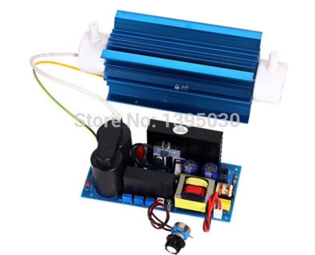 1 PZ TS-8GCKT Regolabile Ozono Tubo di Ozono 8g / h Generatore di - Elettrodomestici
