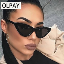 2019 New Designer Gradient Sun Glasses Retro Cat Eye Sunglasses Women Brand Vintage glasses High Quality Glasse