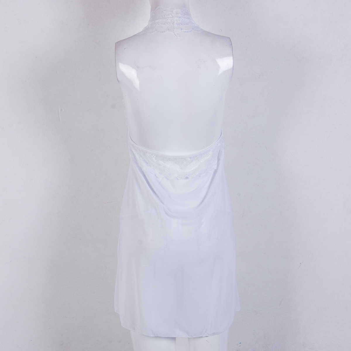 M XXL XXXL seksowna bielizna kobiety koronkowa noc stringi seksowna bielizna bielizna nocna Babydoll bielizna seksowna gorąca erotyczna sukienka Plus rozmiar