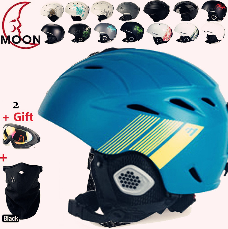 ФОТО arrive in 18 39 days!!  ! skiing helmet hat autumn and winter adult male Women head sports