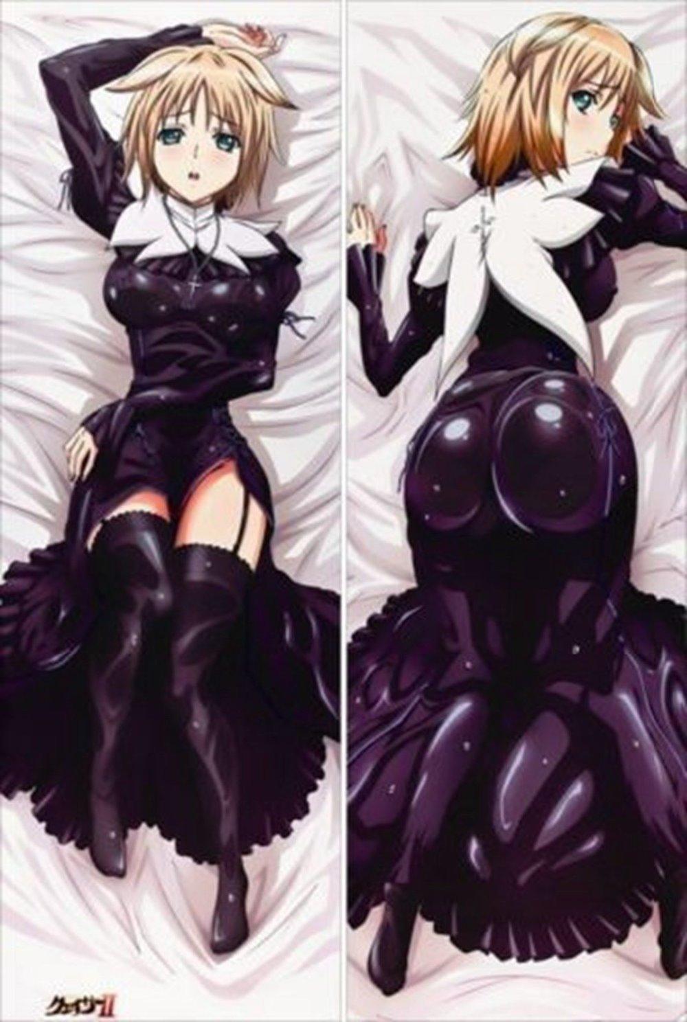 Anime Hugging Pillow Case Seikon No Qwaser Hentai