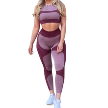 feitong 2018 New Fashion Spring Summer Red Patchwork printed Womens Workout Leggings Fitness Pencil Pants Clothes workout leggin