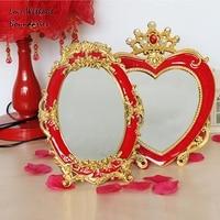 Cosmetic Mirror Make Up Mirror Vanity Mirror Gift A Pair