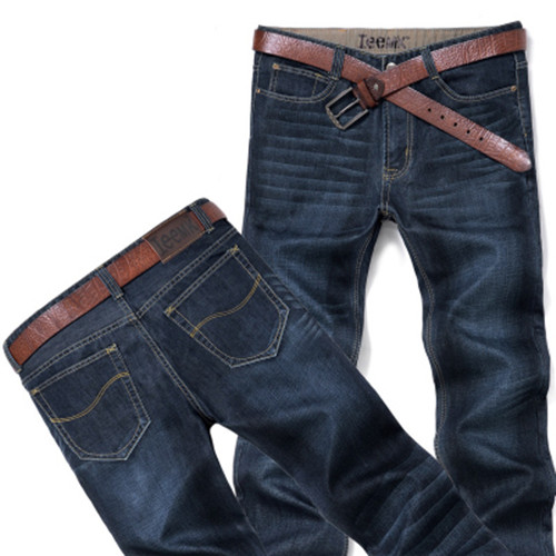 Free shipping Autumn and winter loose straight jeans male plus size long trousers extra large male pants size 28-48 free shipping autumn and winter male straight plus size trousers loose thick pants extra large men s jeans for weight 160kg