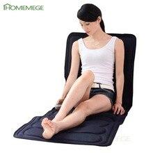 Full-Body Massager Health Care Health Monitors Massage Mattress Cushion Vibration Head Body Foot Massage