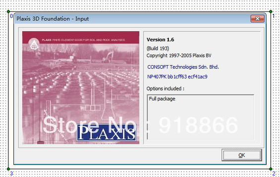 Plaxis 3d Foundation 2.2 Cracked --