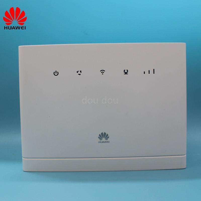 Galleria fotografica Ha sbloccato il Nuovo <font><b>HUAWEI</b></font> B315 B315S-22 4g LTE CPE 150 Mbps 4g LTE TDD FDD Wireless Gateway Router Wifi PK B310 B593 E5186