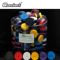 60 Pcs Non slip Tennis Racket Overgrips Tennis Badminton Racquet Sweat Tape Skidproof Tennis Grips