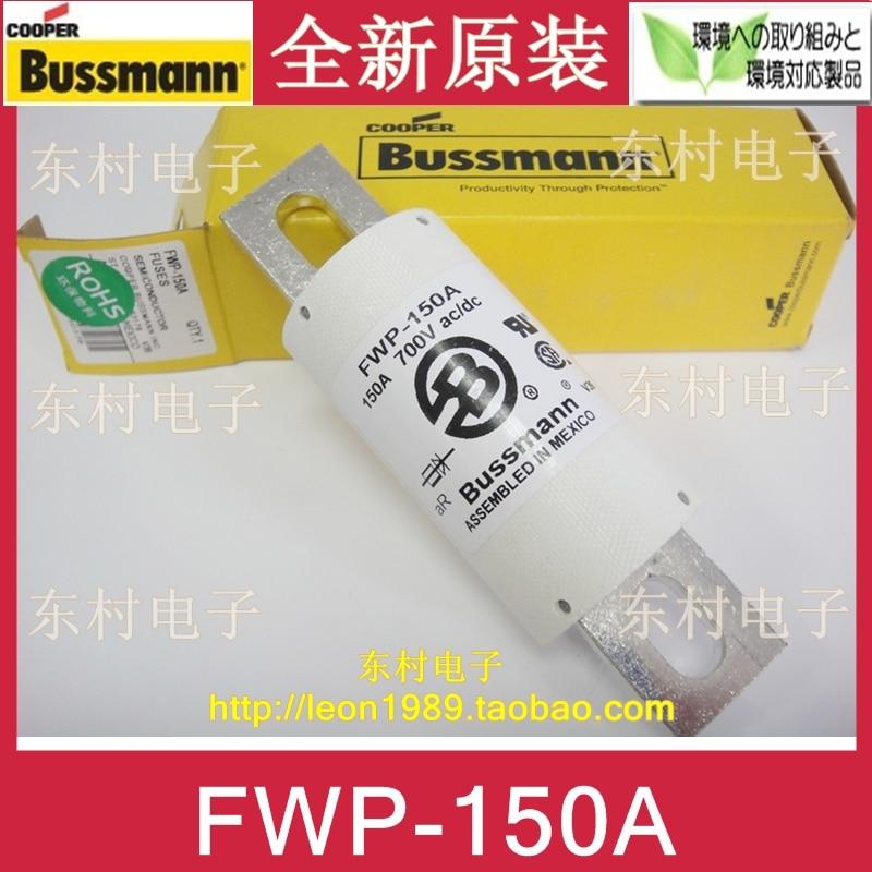 [SA]US Bussmann Fuses FWP-150A 150A 700V fuse FWP-150B / 150C--2PCS/LOT free shipping 2018920 west ba fuses nh00 700 v 350 a 250 a fuse ar 200 ka