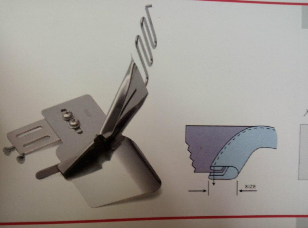folder hemmer (DY123) for lockstitch 40mm overlock eagle brand