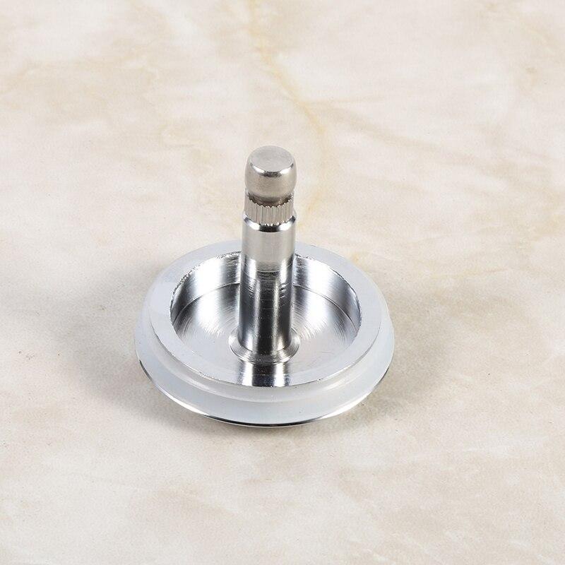 Stainless Steel Bath Basin Kitchen Sink Strain Pop Up Waste Plug ...