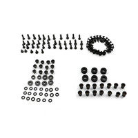 2006 2007 For Honda CBR1000RR CBR1000 RR CBR 1000 RR Motorcycle Complete Fairing Bolts Kit Washer Fasteners Clip Screws