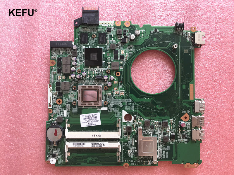 Laptop Motherboard fit for HP PAVILION 15-p A10-4655M CPU 803973-501 805040-501 DAY23AMB6F0 Mainboard full test ok ytai a10 4655m for hp pavilion 15 15 n laptop motherboard 737138 501 737499 501 a10 4655m cpu da0u92mb6d0 mainboard fully tested