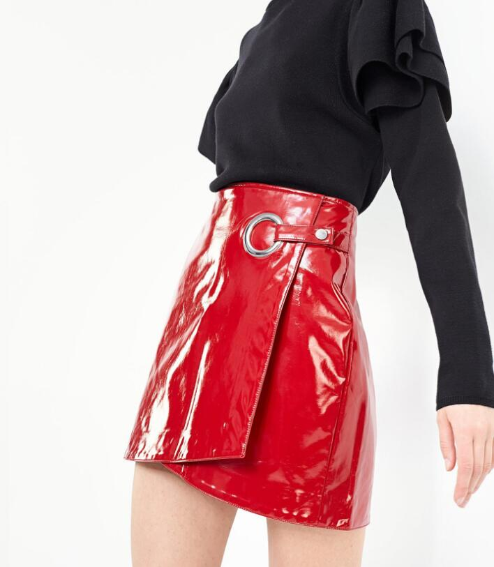 Online Get Cheap Patent Leather Skirts -Aliexpress.com | Alibaba Group