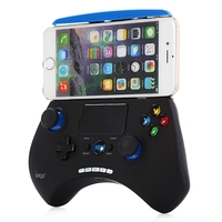 iPega PG 9028 PG 9028 wireless bluetooth V3.0 game controllerFor IOS Android PC TV BOX joystick gaming Holder with touchpad