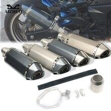 Motorcycle Exhaust pipe Muffler Escape DB-killer 36MM-51MM FOR KTM DUKE250 690 Duke R 690 Duke /SMC /Enduro R