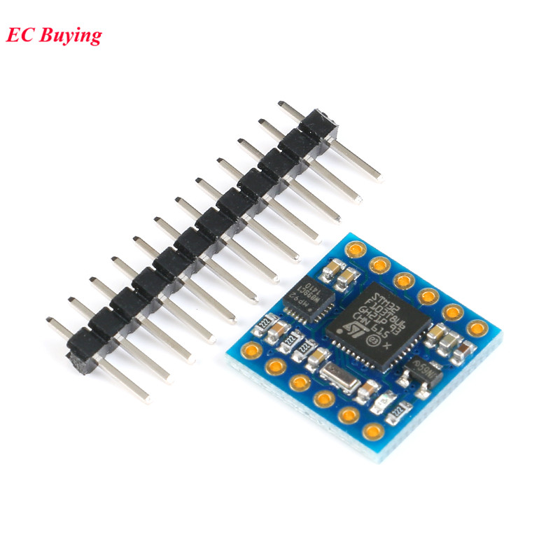GY953 AHRS Nine Axis Inertial Navigation Sensor PCB Electronic Compass Tilt Compensation Module SPI for Arduino STM32 electronic component