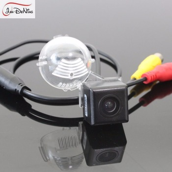 JanDeNing HD CCD Car Rear View Parking/Backup Reverse Camera/License Plate Light OEM For Suzuki SX4 S-Cross/Crossover 2013-2015