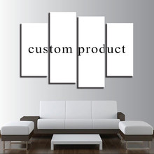 Modular Canvas HD Prints Posters Home Decor Custom Multi Size Product Pictures For Living Room Paintings Wall Art Framework(China)