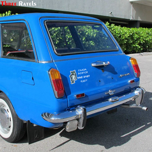 Image 3 - Three Ratels TZ 1250 12.5*18.6см 1 4 шт глаза боятся vaz 2107 едет ваз лада виниловые наклейки на авто прикольные наклейки на автомобиль автомобильная наклейка