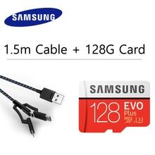 Samsung Micro Sd Memory Card 128gb 64gb 32gb Class10 TF Flash Memoria SD Card 64gb 32gb C10 SDHC/SDXC U3 UHS-I For Mobile Phone