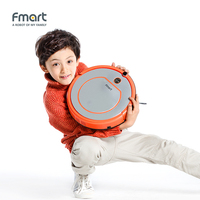 Fmart YZ Q2 Robotic Vacuum Cleaner For Home Appliances Wet Dry Mop Sweep Side Brushs Vacuums