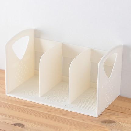 Book stand bookshelf book clip bookmulti-functional book shelf creative small fresh Korean wind