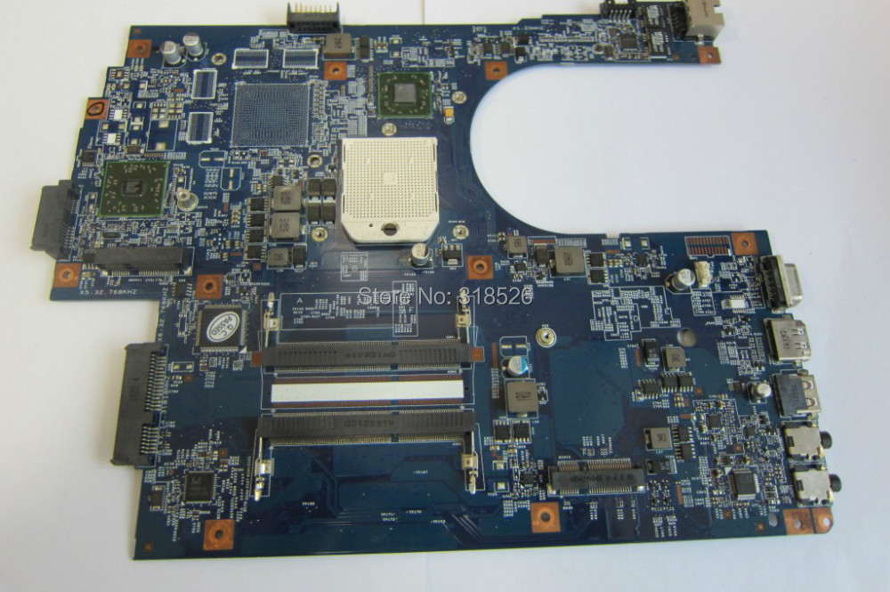On sale for Acer aspire 7551 motherboard 48.4HP01.011 carte mere integrated DDR3 100% tested + 50% off shipping