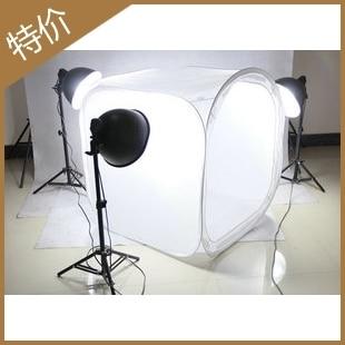 Adearstudio CD50 Photographic equipment 80cm light box photo studio box wholesale adearstudio flash camara digital godox gt400 professional slr studio flash photographic equipment lamp cd50