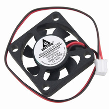 2pcs/set GDT 12V 2P 3CM Brushless cooling fan 30mm x 7mm cooler 3007