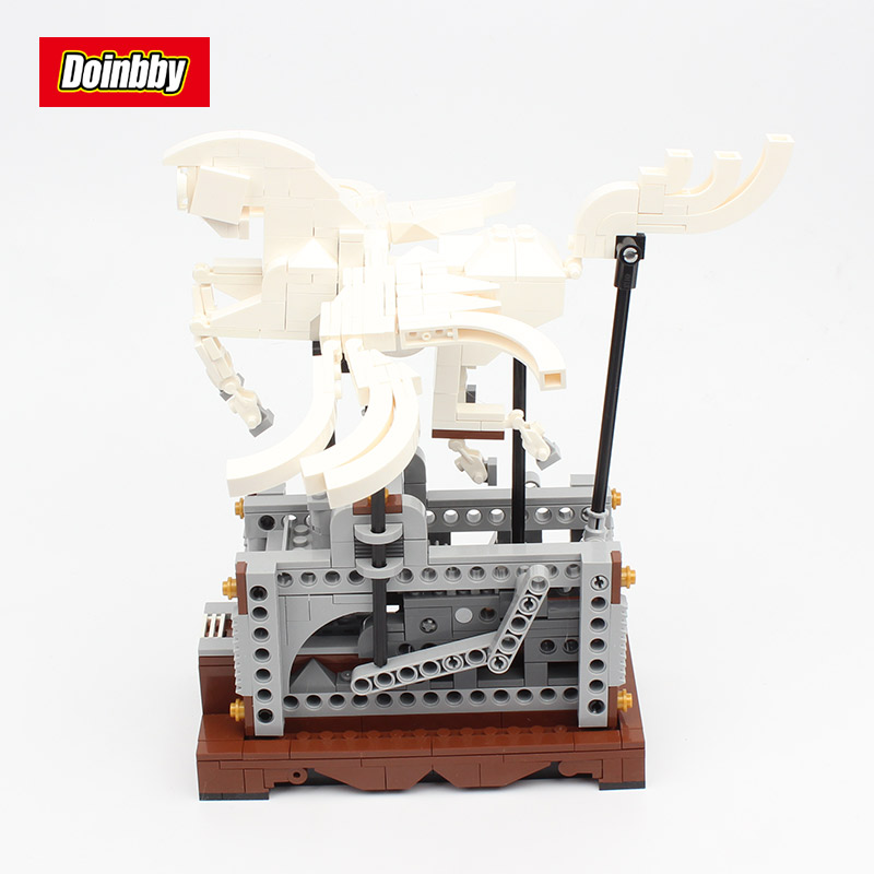 Lepin 23015 485Pcs Technic Series The Pegasus Automaton Mechanical Flying Horse With Motor Building Block Brick Toys in stock lepin 23015 485pcs science and technology education toys educational building blocks set classic pegasus toys gifts