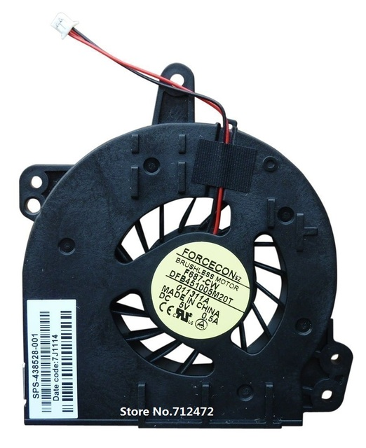 New CPU Cooling Fan for HP Compaq 500 510 520 530 540 C700 A900 Series