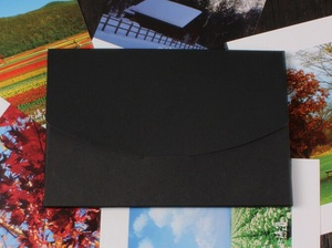 Image 4 - 50pcs/lot 3 Colors Vintage Blank Kraft Paper DIY Multifunction Envelope postcard box Package paper wholesale